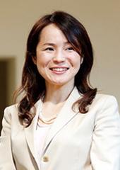 熊谷 礼子学部長