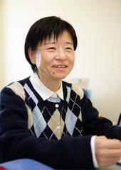 岡本美紀教授