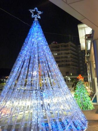 クリスマスツリーLED.JPG