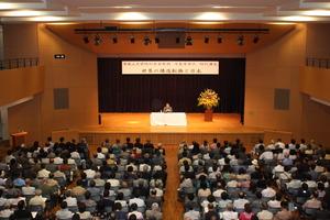 寺島実郎特別客員教授による特別公開講座.JPGのサムネール画像のサムネール画像