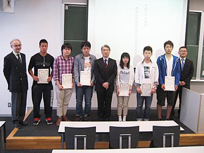 記念写真(奈良・東生駒キャンパス5/8)