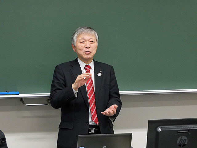 株式会社奈良ホテル代表取締役社長の五十嵐 晃様