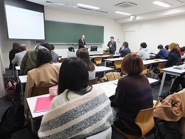 本講義担当の河口充勇准教授からのインタビュー