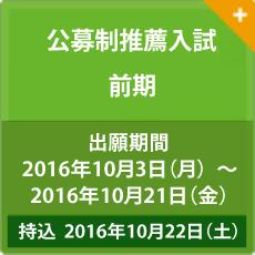 公募制前期2016